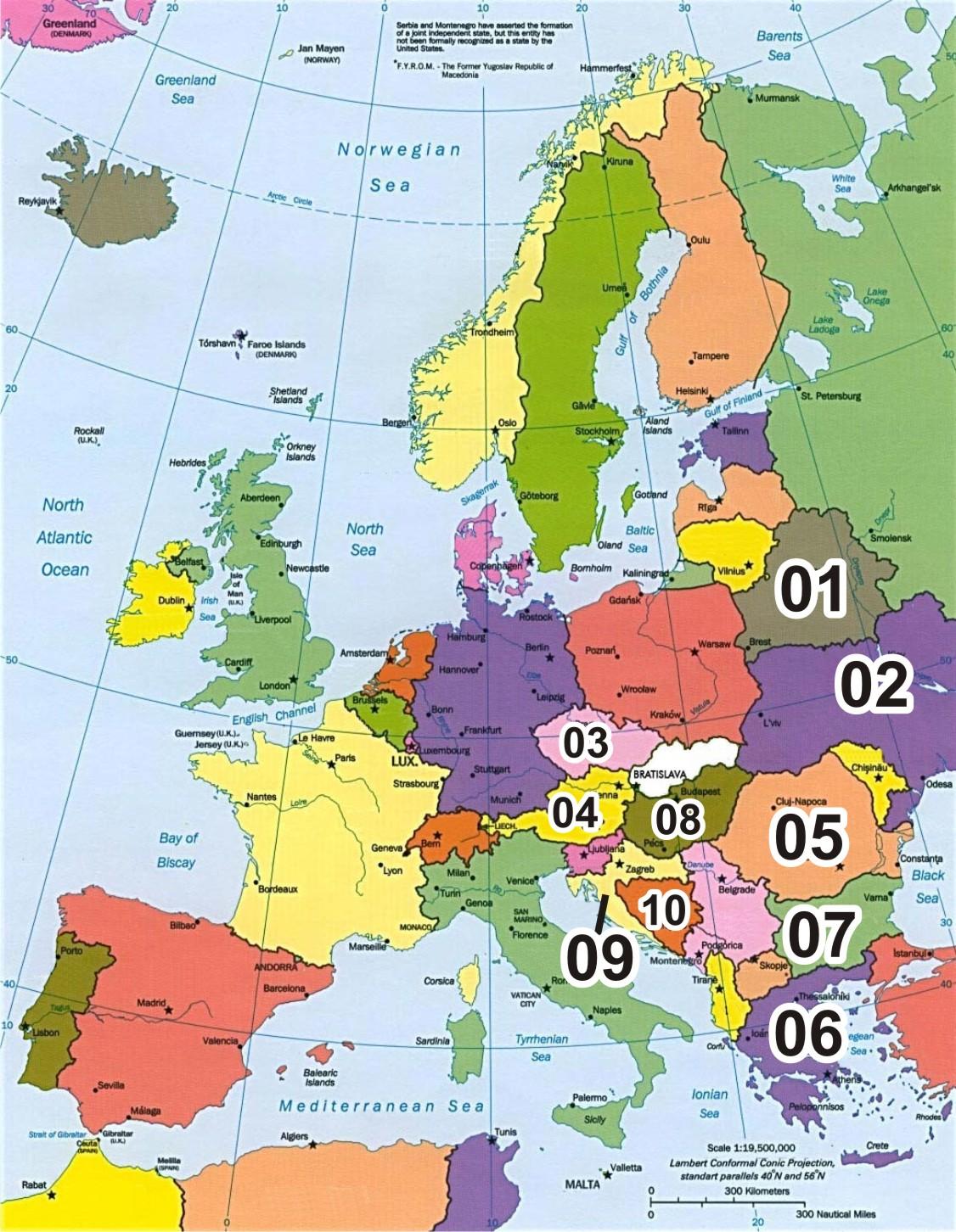 europa leste mapa Mapa Europa Leste | thujamassages europa leste mapa