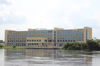 Hôtel Alima Palace, Oyo