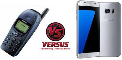 3 Kelebihan HP Jadul Dibandingkan Smartphone Jaman Sekarang