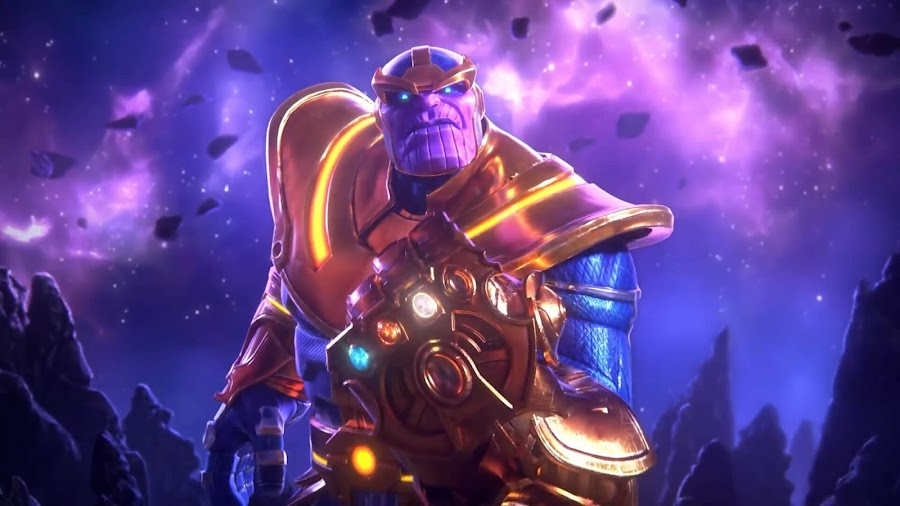 marvel contest of champions thanos