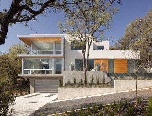 Rumah Mewah Minimalis Modern