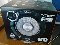 Vibe SE K series 60 speaker box