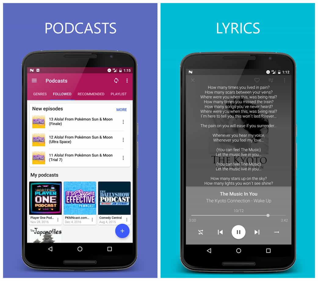Pixel Player apps music