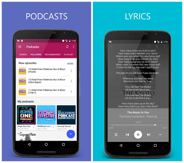 Music Player Podcast Pixel Apk Free Download
