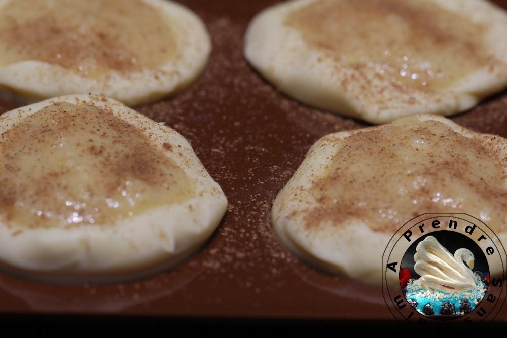 Pasteis de nata (pas à pas en photos)