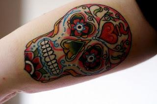 tatuaje calavera 1