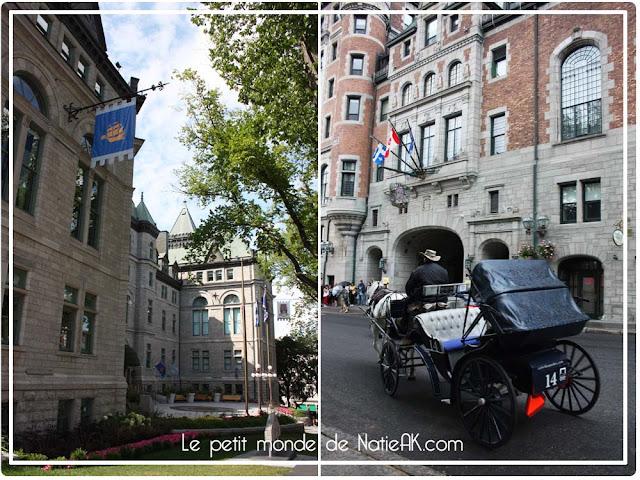 Hotel Frontenac Champlain