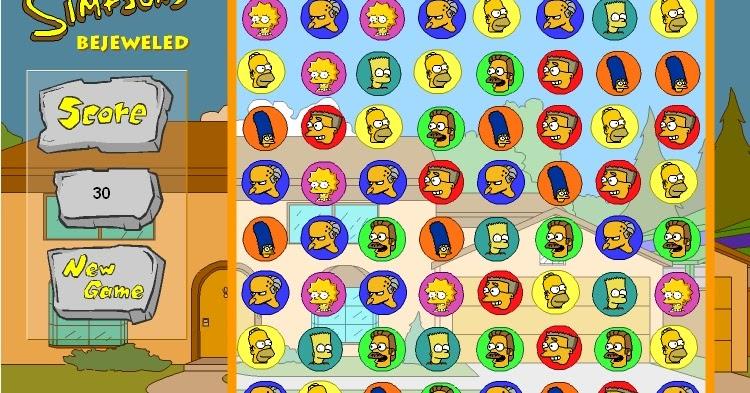 Os jogos sexuais de simpsons online