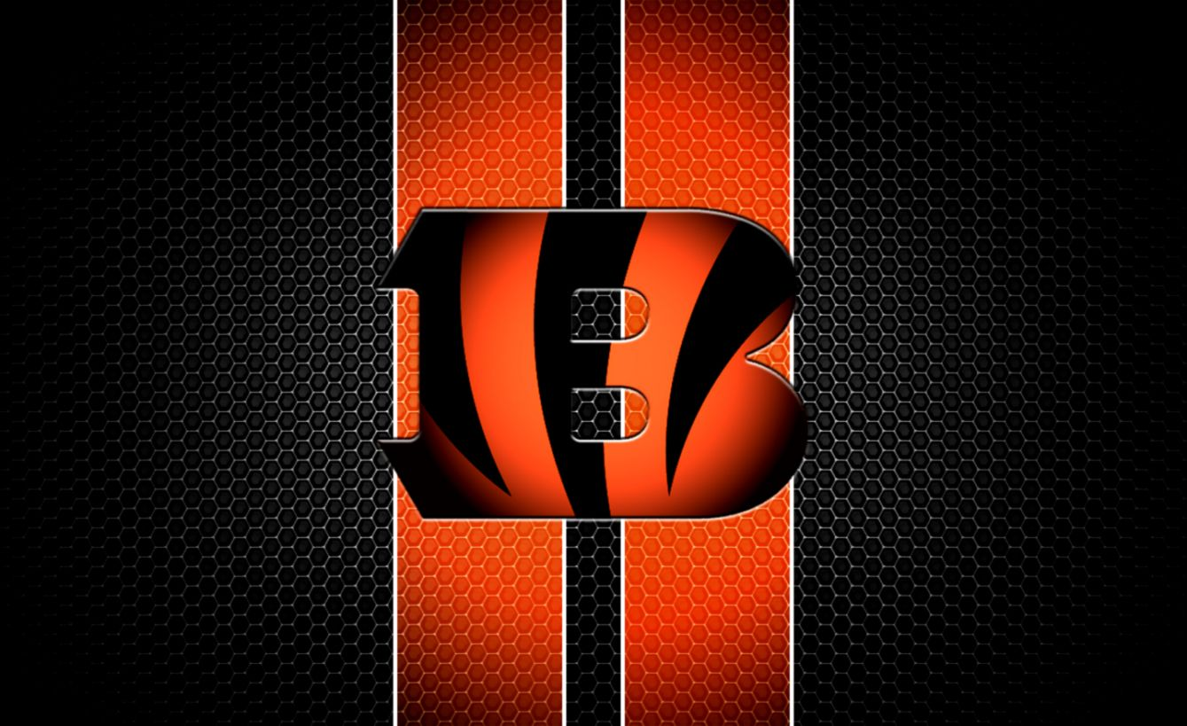 NFL Cincinnati Bengals Team Logo wallpaper 2018 in Football