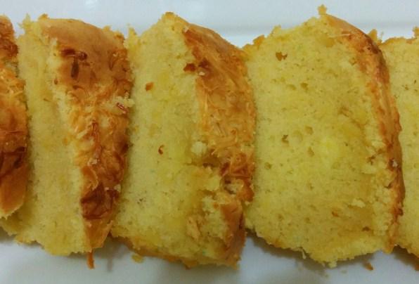 Resep kue basah bolu singkong enak