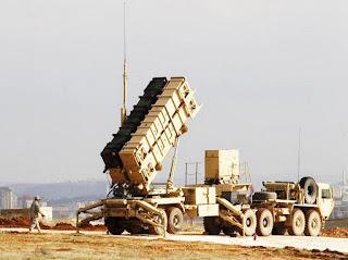 Rudal Anti-Serangan Udara MIM-104 Patriot