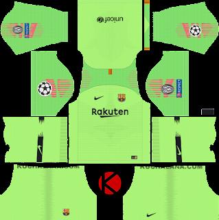 fc-barcelona-nike-kits-2018-19-dream-league-soccer-%2528goalkeeper-away%2529-ucl