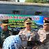 Polres Pekalongan Bersama Kodim 0710 Pekalongan Kirim Bantuan Ke Lombok