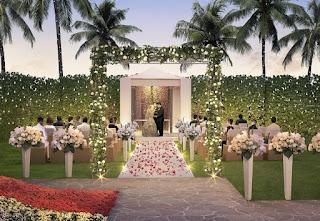 Romantic Altar - Investasi Apartemen Di Signature Park Grande Oleh Pikko Group