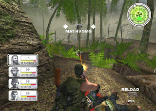 Conflict Vietnam PC Game Free Download