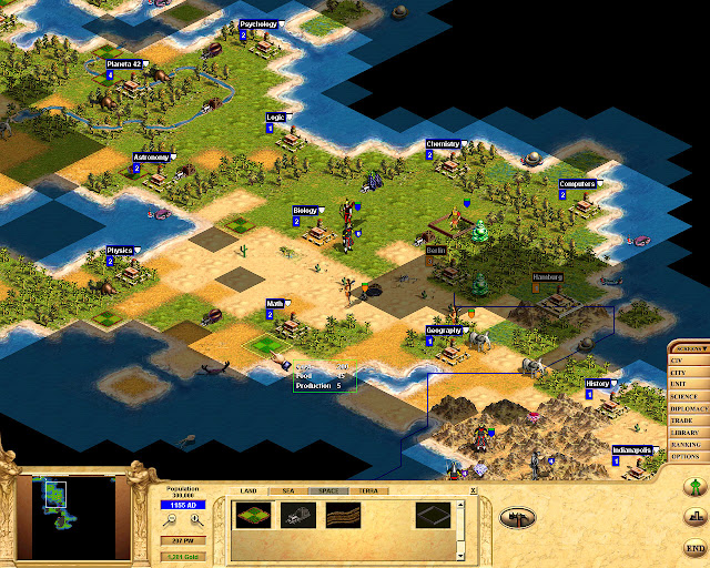 Civilization: Call to Power Improvements