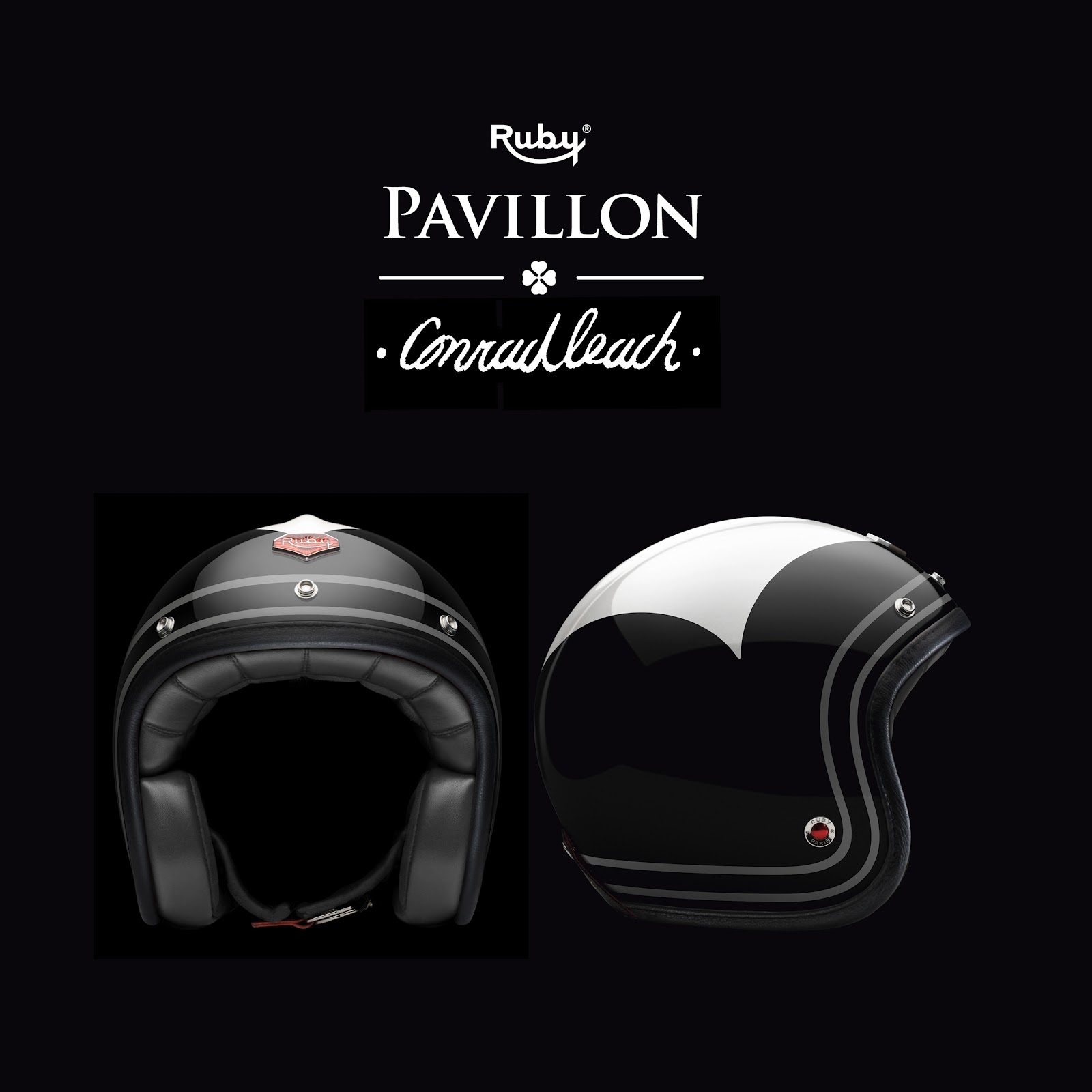 julius ruby pavillon conrad leach open face helmet. Black Bedroom Furniture Sets. Home Design Ideas