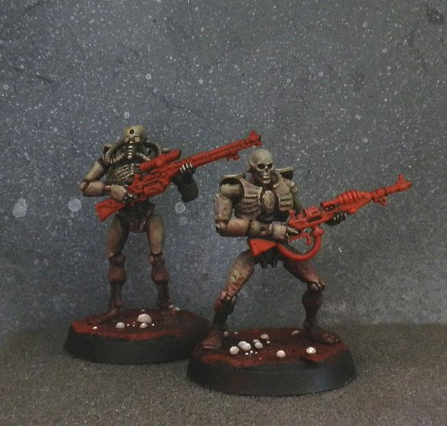 Blog Even more Necrons!