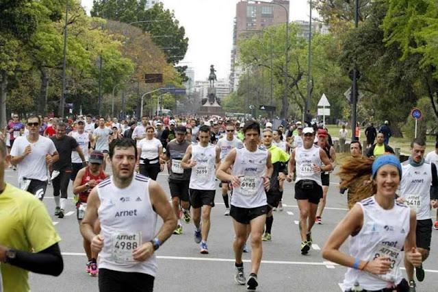Como participar da Maratona de Buenos Aires