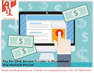 Pay Per Click - Traj InfoTech