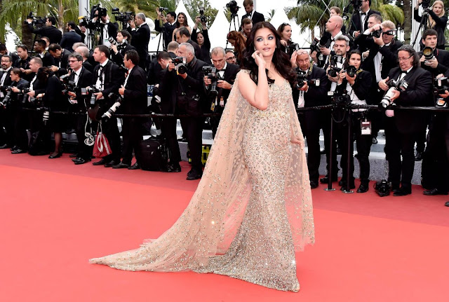 Aishwarya Rai Bachchan at Slack Bay Premiere at 69th Cannes Film Festival