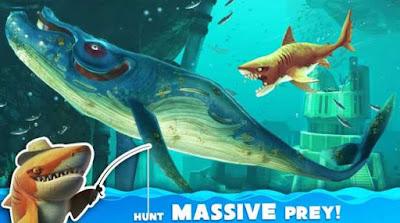 Hungry Shark World MOD1