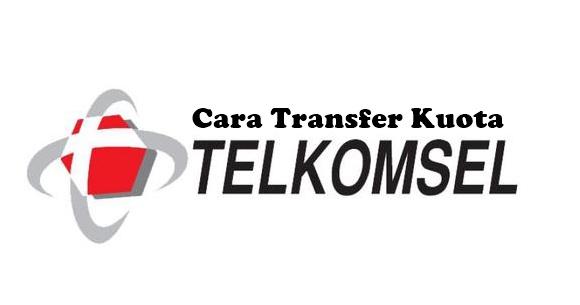 Cara Transfer/Berbagi Kuota Telkomsel