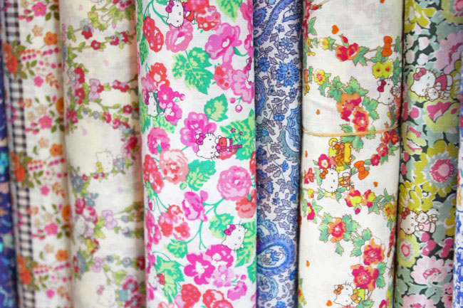 patchwork fabric shops in tokyo