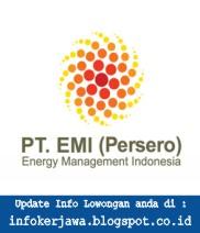 Lowongan Kerja BUMN PT energy management indonesia (EMI)