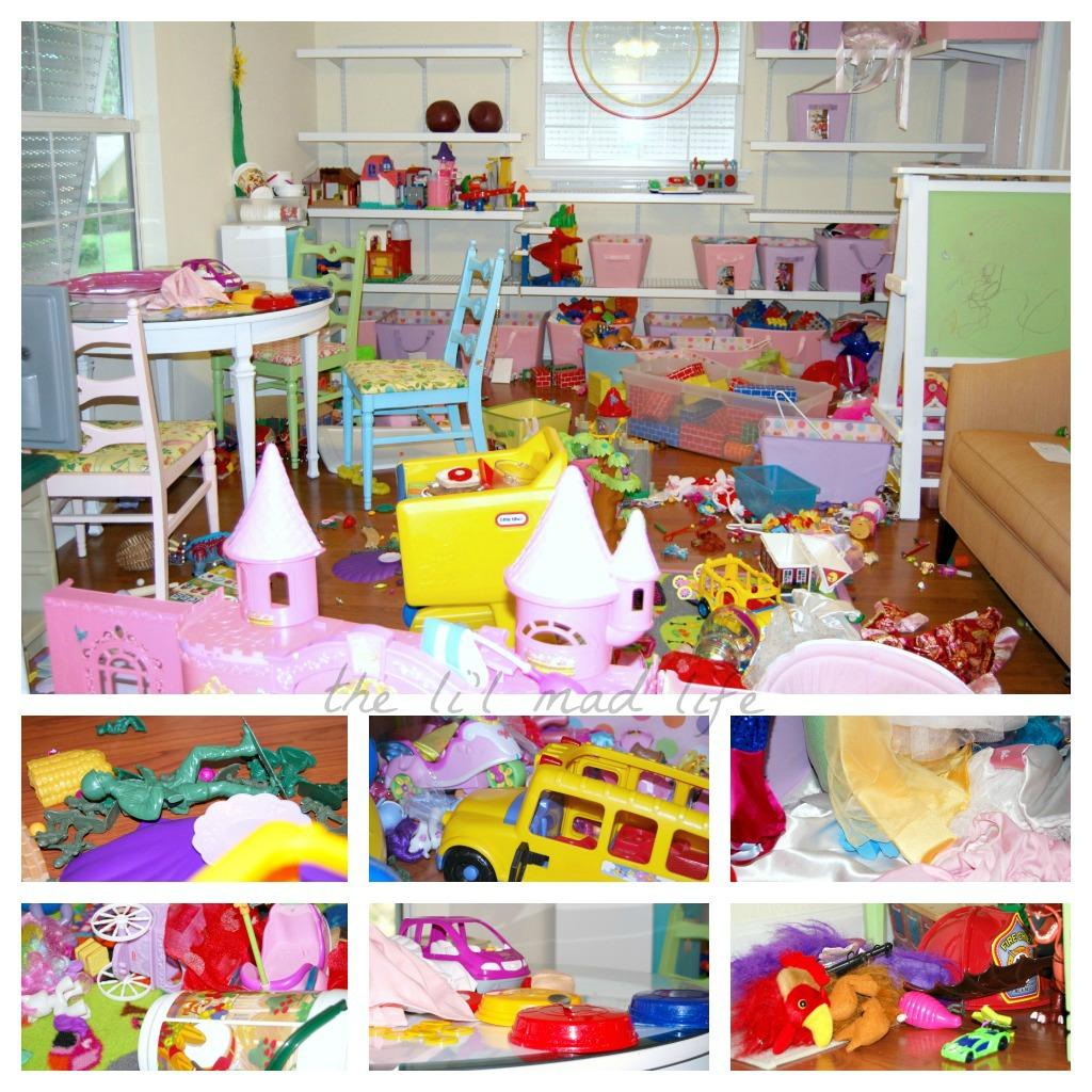 Playroom Family Room Ideas