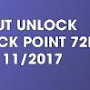 TUT UNLOCK CHECKPOINT 72H (11/2017)