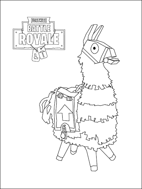 Fortnite Colouring Pages Season 8 Fortnite Generator Free Skins