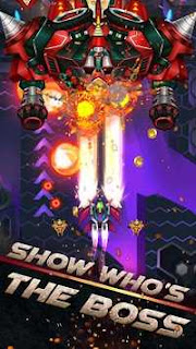 Air Force Combat. Shoot 'em up Apk