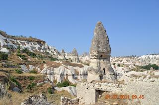 vale de Goreme - Capadocia turquia