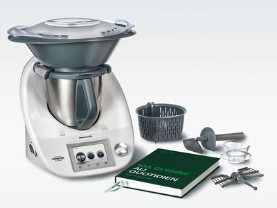 Saveurs d 39 ici cook enjoy nouveau venu dans ma cuisine - Comment acheter un thermomix ...