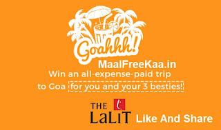 Free Goa Trip