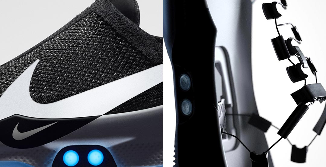 sale retailer 21023 292c9 The Nike Adapt BB is Nike s first smart shoe designed for on-court  performance - they have the ability to be customized to each particular  wearer s fit ...