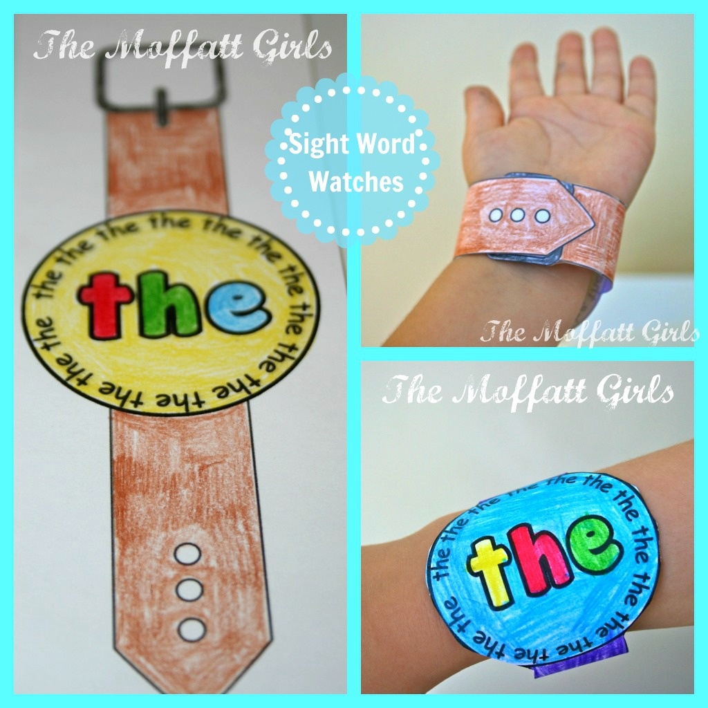 Sight Word Watches Fry S 100 List