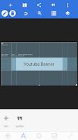 membuat banner youtube di android