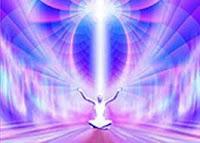 Dans mon esprit La Lumière m'élève hors du monde. Et mon intelligence éclairée plonge dans la contemplation, dans le ciel de mon âme. Je pénètre avec ma lumière naturelle dans Cette Lumière Supranaturelle !