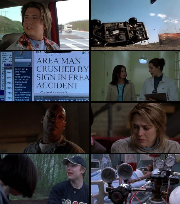 Final Destination 2 (2003) Dual Audio Hindi 720p BluRay