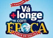 Promoção Vá mais longe com Época 2017 vacomepoca.com.br