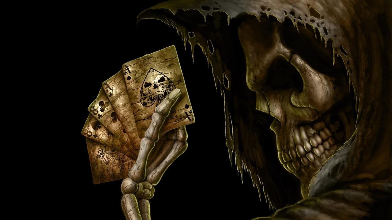 Ảnh thần chết 3d, ảnh avatar kinh dị đẹp nhất
