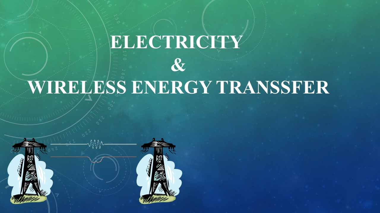 Wireless Electricity Transmission Circuit 4