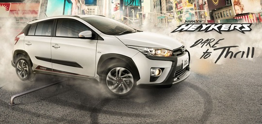 Spesifikasi Toyota Yaris Heykers Tahun 2018