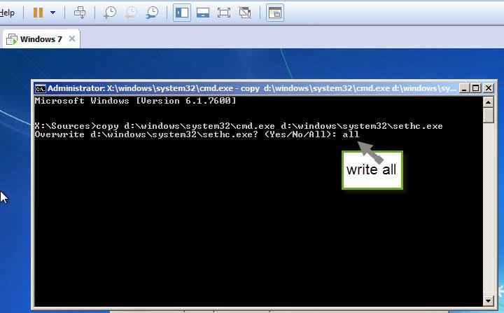 c windows system32 cmd.exe windows 7