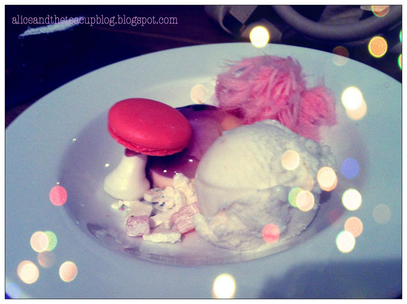 Aviary Dessert Kitchen Review