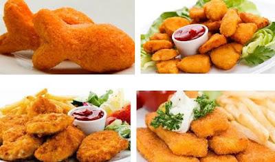 cara membuat nugget ikan