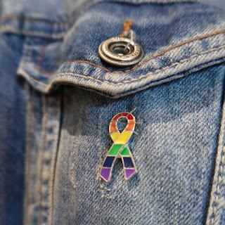 Regenbogen-PIN