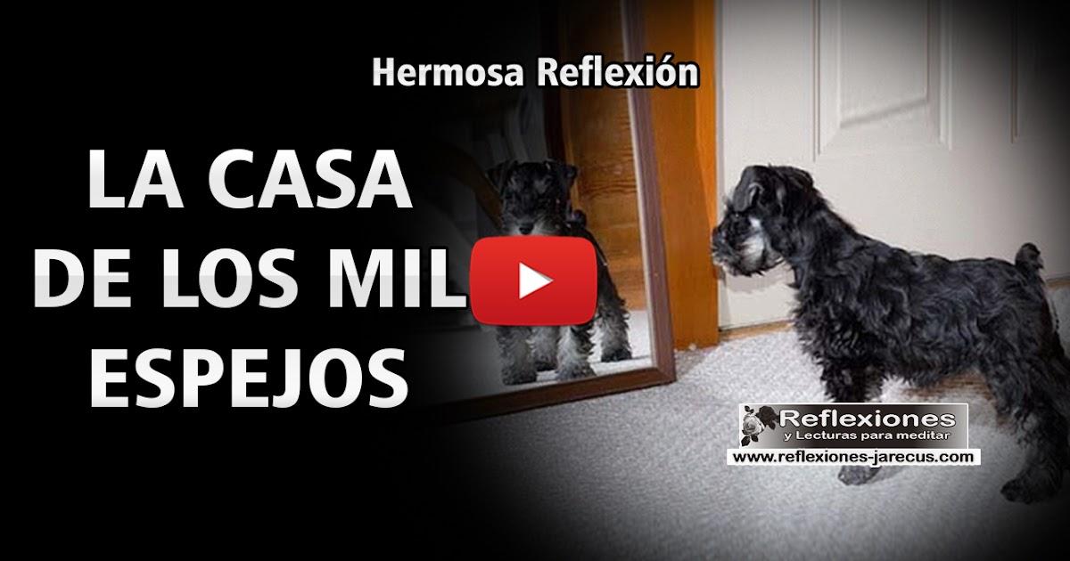 La casa de los mil espejos v deo reflexi n reflexiones y lecturas para meditar - La casa de los espejos retrovisores ...